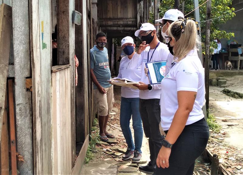 A subcoordenaadora social do Promaben, Regina Penna, explica que a ação pretende elaborar um diagnóstico, a partir do qual será possível realizar a intervenção das obras