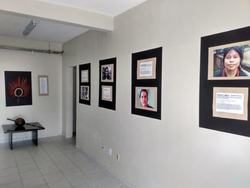 Fotografias, pequenas biografias, relatos e falas formam a exposição Belém Mari dos Povos