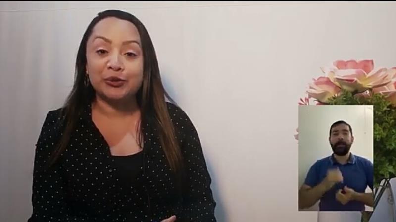 Coordenadora da Coei, Miriam Amaral, debate a programação do Brincar com arte