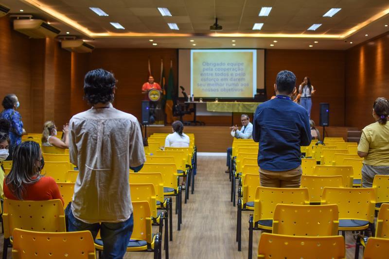 Técnicos do Devisa recebem treinamento para normatizar o processo administrativo sanitário