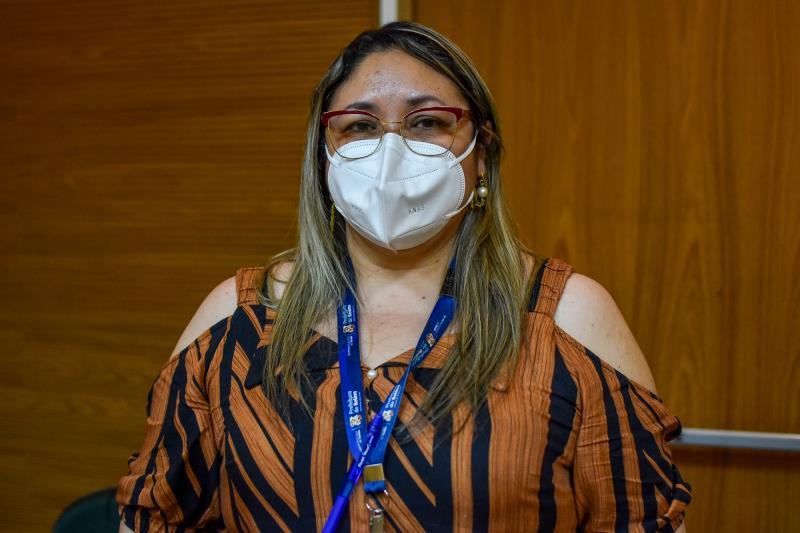 Diretora do Devisa explica que é preciso treinar a padronização  dos processos administrativos sanitários