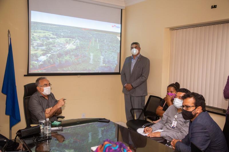 Prefeito Edmilson intermediou reunião entre Setran e quilombolas do Abacatal, do município de Ananindeua