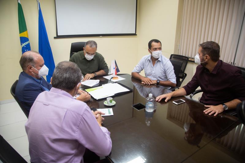 Com a assinatura, a cidade de Belém vai se juntar a outros 133 municípios do Estado do Pará, que são filiados à Famep