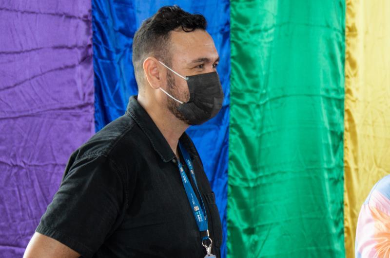 De acordo com o coordenador da Referência Técnica de IST/AIDS e Hepatites Virais,Edgar Barra, essa é uma oportunidade para assegurar o direito à saúde para a população