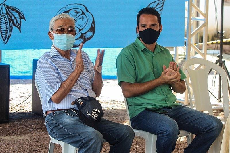 Dia de Campo valoriza plantio de cacau em Paragominas