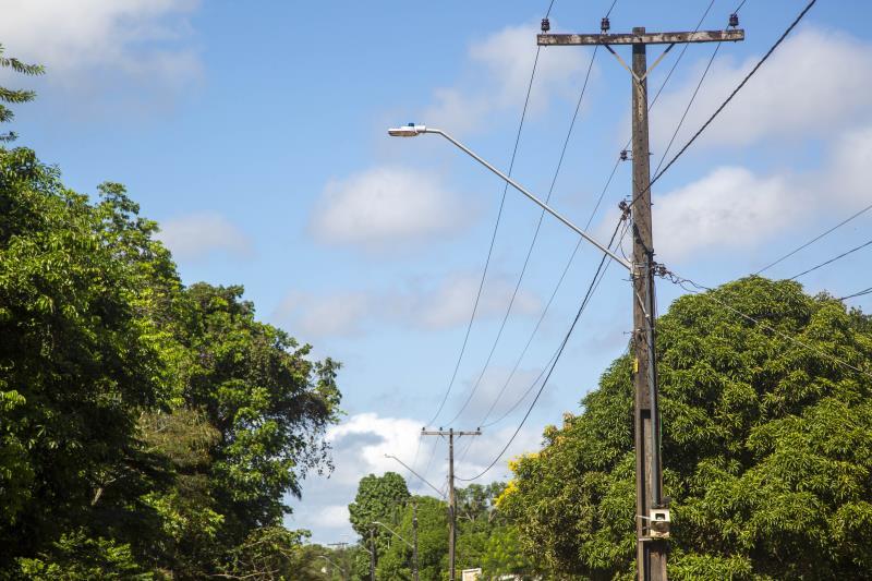 Iluminação da ilha de Cotijuba foi toda modernizada e ampliada para melhorar a vida dos moradores