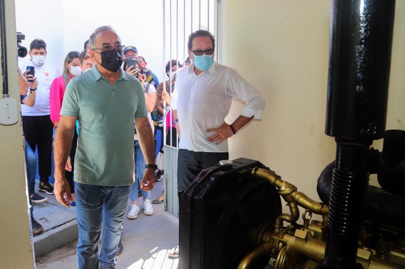 UBS de Cotijuba agora dispõe de gerador de energia, que possibilitará o atendimento à comunidade 24h