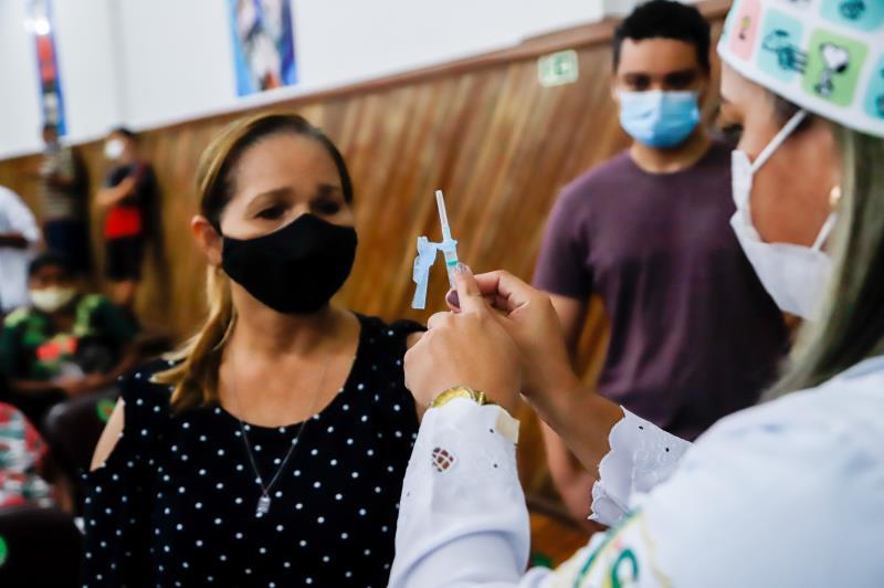 Nesta segunda-feira, 20, Belém retoma o calendário de vacinação