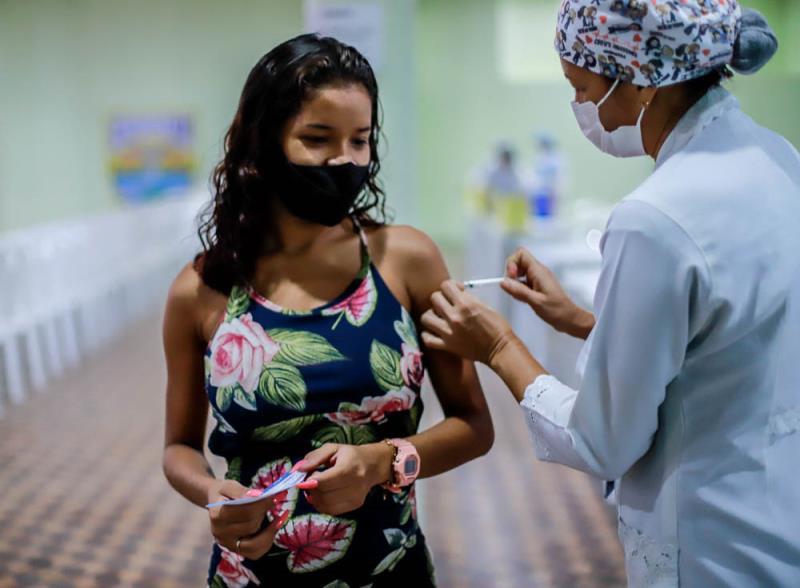 Já são quase um milhão e meio de doses de vacinas contra a covid-19 aplicadas em Belém