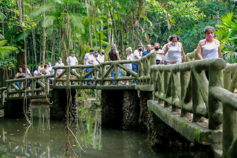 No Bosque Rodrigues Alves acontece programação especial para o Dia das Crianças