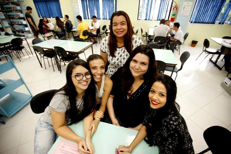 Isabella Brito, Thaise Farias, Hanna Rezende e Yasmim Campelo tiveram seus trabalhos selecionados na etapa classificatória do AuDITIONS Brasil