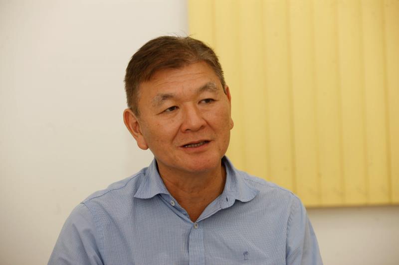 Roberto Kataoka, CEO da Oyamota do Brasil, destacou os atrativos que o Pará oferece, como a região de minério, estradas e portos