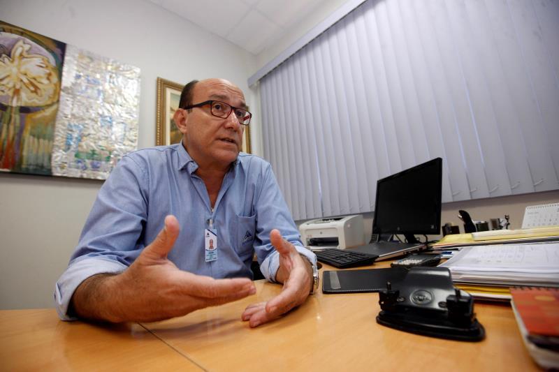 O diretor executivo da Alubar, Ricardo Figueiredo, diz que a indústria gera hoje 478 empregos diretos, 715 indiretos e patrocina projetos sociais