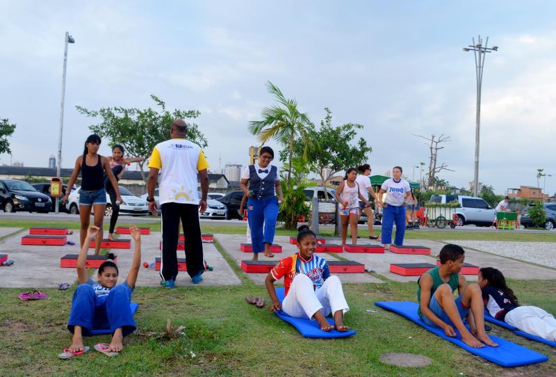 A programação segue até o final do mês, com atividades e atrações culturais no Complexo do Ver-o-Rio e jogos no Altino Pimenta.
