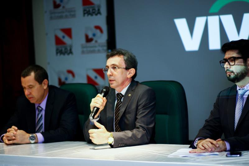 O diretor Metropolitano da DPE, José Arruda, informa que o Infopen-PA é uma ferramenta muito importante para os defensores que atuam na área criminal