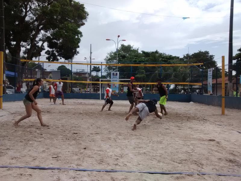 A disputa de jogos de areia promete animar o público nos distritos.