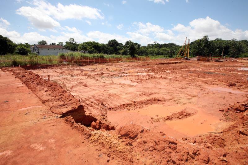 As obras no Parque Ambiental do Utinga resultarão na implantação de mais um espaço turístico e de sensibilização à questão ambiental