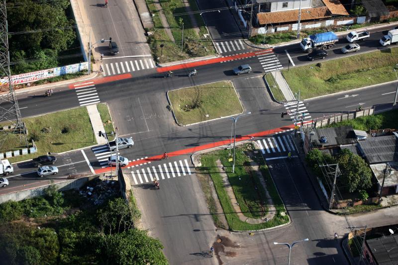 As obras de prolongamento da via começaram a ser executadas pelo governo do Estado em março de 2013 e estão orçadas em mais de R$ 159 milhões