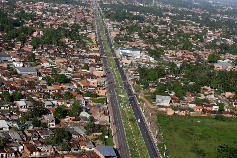O projeto de prolongamento da via abrange 9,04 quilômetros de extensão entre a rotatória do 40 Horas e a BR-316