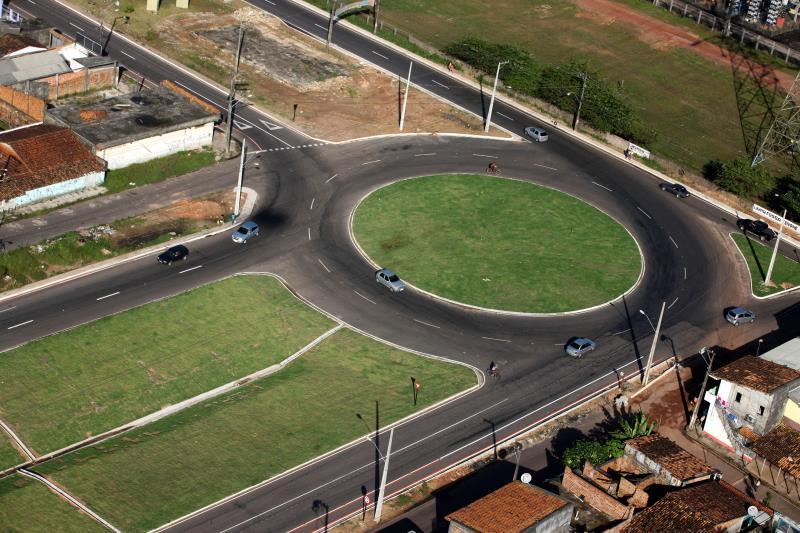A partir da meia-noite, a pista no sentido Ananindeua-Belém será fechada no trecho que vai do cruzamento do Icuí até a rotatória do 40 Horas.