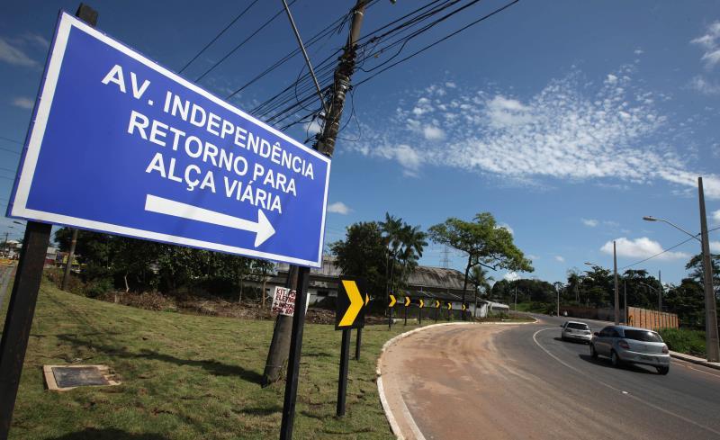 A primeira parte da programação de inauguração acontecerá na entrada da Avenida Independência pela BR-316 (sentido Ananindeua-Belém)