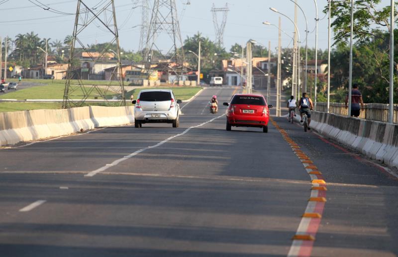 A Avenida Independência integra a região metropolitana de Belém acrescida de um trecho de 9,04 km, que começa na Rodovia do 40 Horas