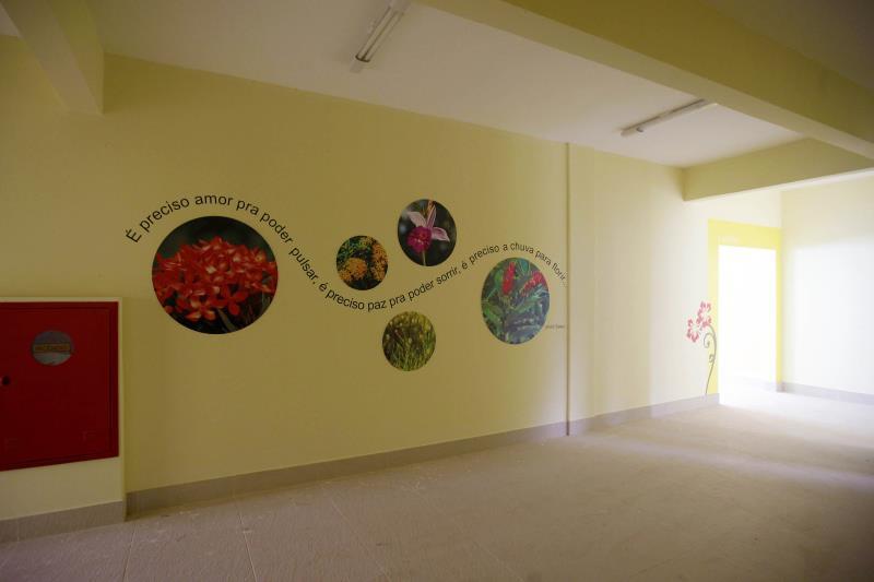 O espaço vai funcionar como instituição de longa permanência para atendimento de idosos sem nenhuma referência familiar