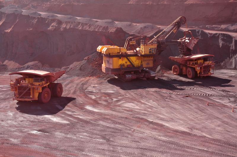 Caso o MRM seja aprovado, a Compensação sobre o minério de ferro vai passar de 2% do faturamento líquido para 4% quatro da receita bruta