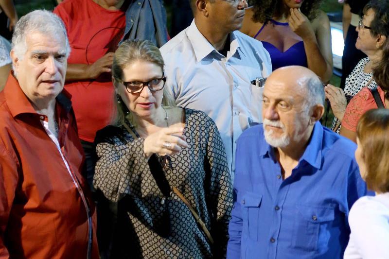 O governador Simão Jatene assistiu à apresentação que fez um apanhado dos espetáculos durante os mais de 30 dias de festival