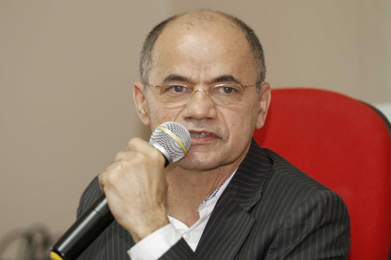 O Secretário de Planejamento do estado, José Alberto Colares, participou da reunião de bancada na Câmara dos Deputados