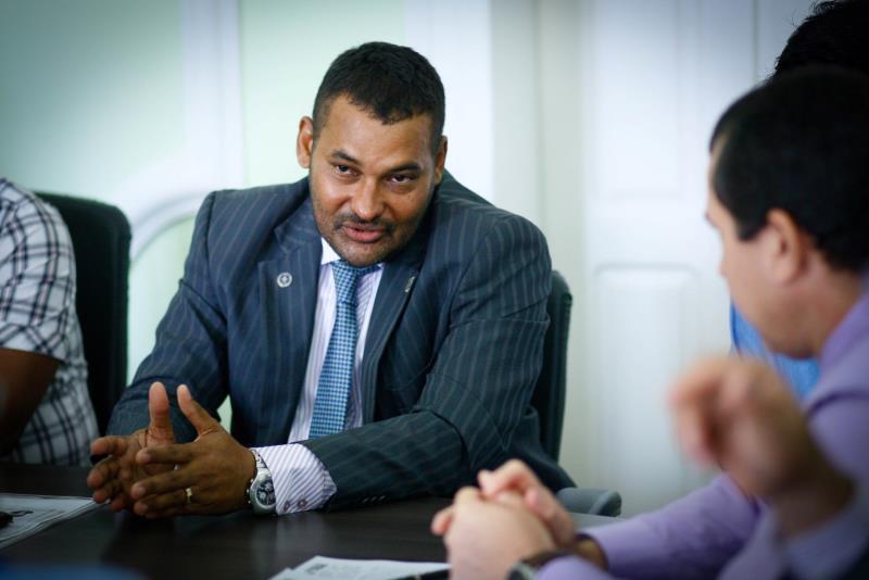 """Janildo Monteiro é presidente da Abecas: """"O objetivo das aulas é oferecer oportunidades para que os internos voltem a andar no caminho correto""""."""