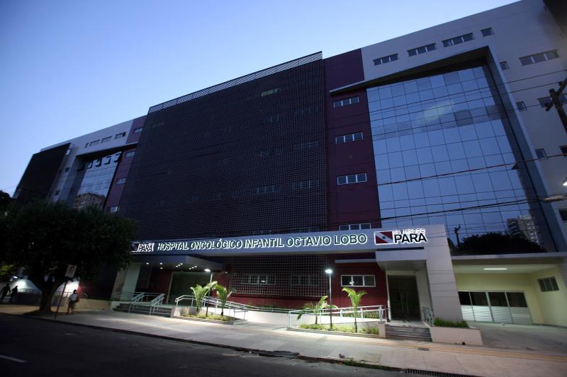 O Oncológico Infantil será o primeiro hospital público da Amazônia especializado no tratamento de câncer para crianças e jovens até 19 anos.