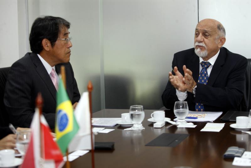Em maio deste ano, em visita ao Pará, o embaixador do Japão, Kunio Umeda, agradeceu pela homenagem da 19ª Feira Pan-Amazônica do Livro