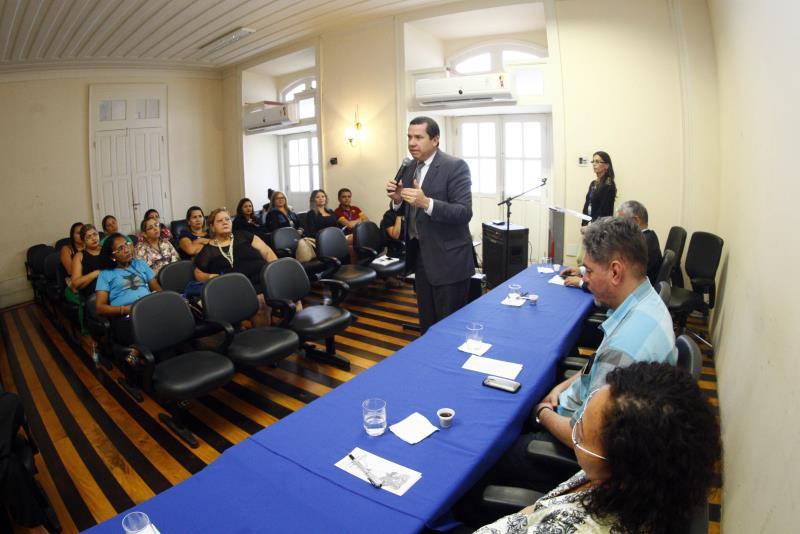 Para André Cunha, as oportunidades criadas a partir da aproximação com a UFPA, como a oficina, terão reflexo direto na educação dos detentos