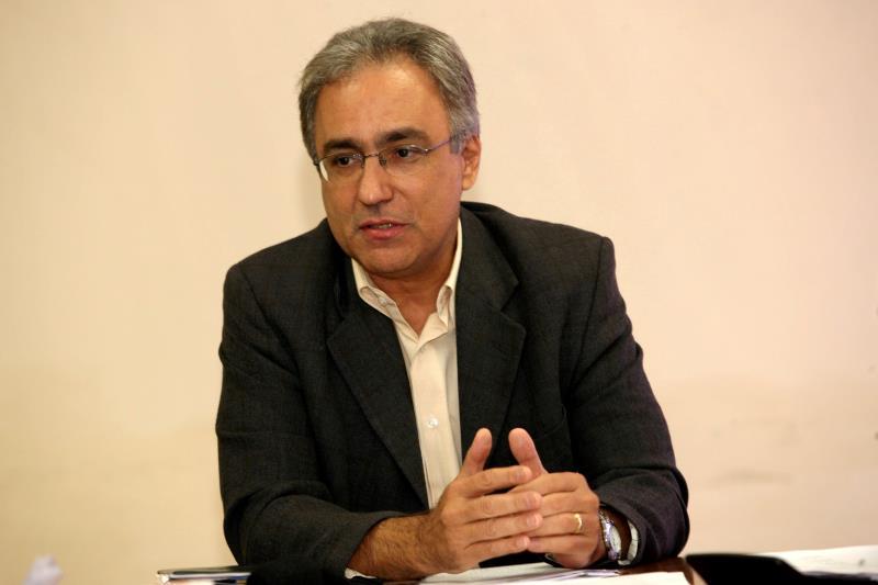 O titular da Sectet, Alex Fiúza de Mello: protocolo deve inaugurar série de ações conjuntas no campo do uso sustentável dos recursos naturais