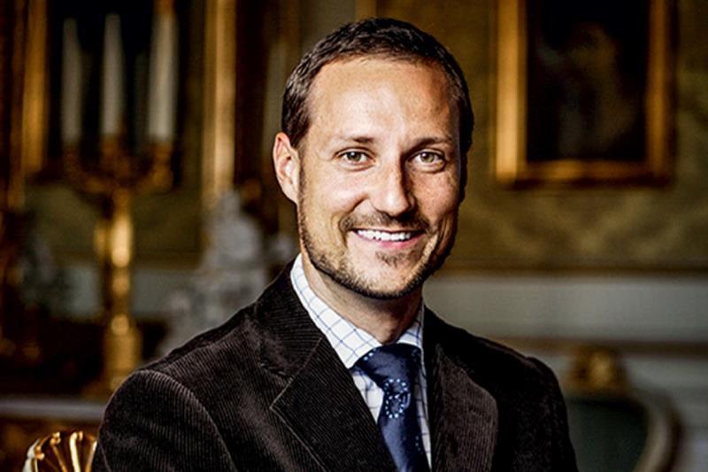 O príncipe herdeiro da Noruega, Haakon, chega na quarta-feira (18) a Belém, onde cumpre agenda de dois dias em missão diplomática