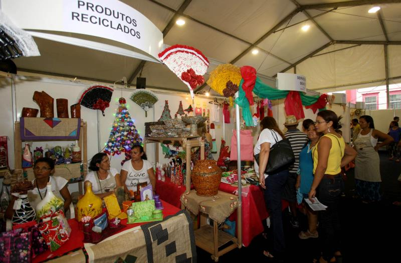 A expectativa é que cerca de 60 mil pessoas passem pelo local, que tem entrada gratuita e conta com exposições e outras atividades.