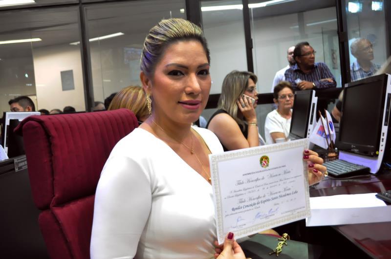 A distinção concedida pela Alepa homenageia pessoas que contribuem por meio de obras e ações de cunho coletivo para o Estado do Pará.