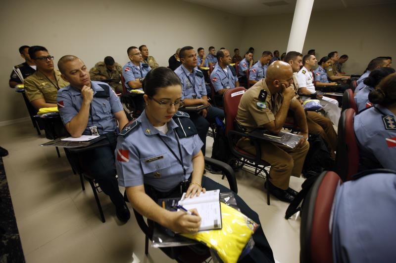 O 5º Curso Internacional de Especialização de Segurança de Autoridades é promovido pela Casa Militar da Governadoria, em Belém
