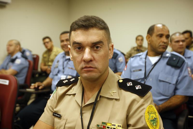 O tenente Arnaldo Luís Pereira, da Polícia Militar do Paraná, um dos alunos do curso, considera o Pará muito avançado em relação à segurança de autoridades