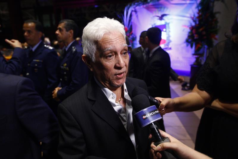 Toni, como é conhecido Antônio Aguiar, disse que ficou emocionado com o reconhecimento