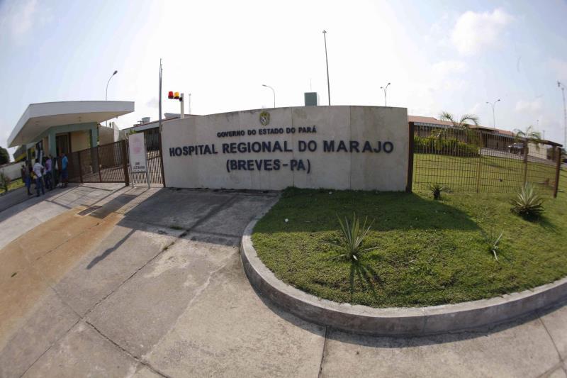 O Hospital Regional Público do Marajó, em Breves, realiza ações educativas em alusão ao Dia Mundial da Saúde