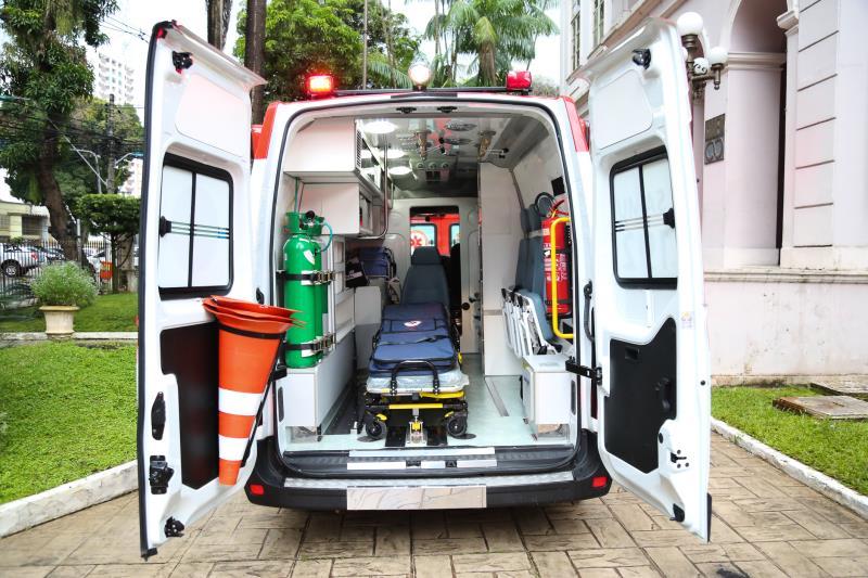 Atualmente, o Samu funciona com 16 ambulâncias próprias, como preconiza o Ministério da Saúde, sendo 12 unidades de suporte básico (USBs) e quatro unidades de suporte avançado (USAs). O SAMU também possui uma lancha (ambulancha) e quatro motos (motolâncias)