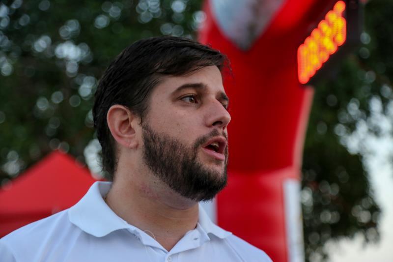 Wilson Neto, titular da Sejel, destaca as ações da Prefeitura de Belém durante o verão.