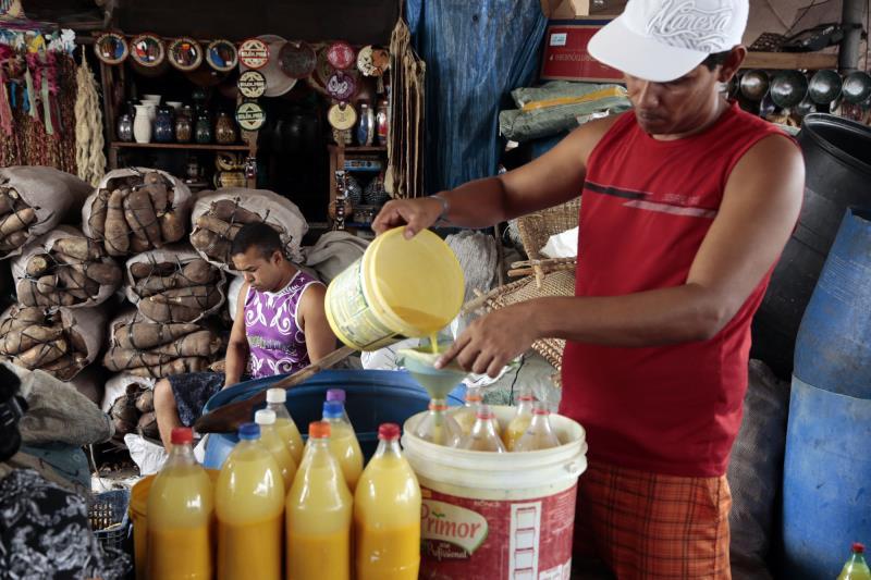 Secon pesquisou o preço dos ingredientes do almoço do Círio nas feiras e supermercados da cidade